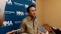 Ketua Badan Ekonomi Kreatif, Triawan Munaf (Mochamad Wahyu Hidayat/Liputan6.com)