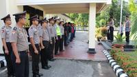 Polres Enrekang, Sulsel. (Eka Hakim/Liputan6.com)