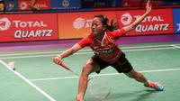 Tunggal putri Indonesia, Fitriani. (PBSI)