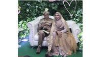 Suami Istri Ini Rayakan Ulang Tahun Pernikahan Dengan Cara Unik (sumber:Twitter/@kaptenAmercia )