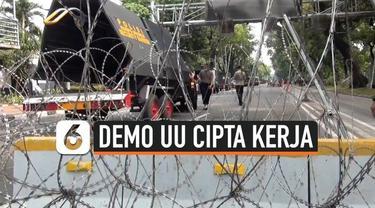 Jakarta akan kembali diramaikan aksi demonstrasi menolak UU Cipta Kerja. Hari Jumat (15/10) Aliansi Badan Eksekutif Mahasiswa Se-Indonesia rencananya akan gelar unjuk rasa di depan Istana.