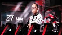 Gamer Indonesia, Putut Maulana sudah memiliki jam terbang tinggi di ajang MotoGP Esport Championship. (Instagram/Putut Maulana)