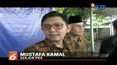 Soal pencalonan Anies Baswedan dan Ahmad Heryawan pada Pilpres 2019, Sekjen DPP PKS, Mustafa Kamal menyebut, hal tersebut hanyalah wacana dan dinamika menjelang pilpres.