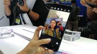 Asus Zenfone Max Pro M1. Liputan6.com/Andina Librianty