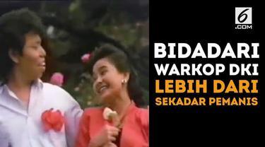 Para bidadari ini punya peran penting dalam suksesnya film Warkop DKI.