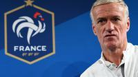 Didier Deschamps memperpanjang kontraknya bersama timnas Prancis sampai Piala Eropa 2020. (AFP / FRANCK FIFE)