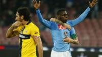Napoli Vs Parma (CARLO HERMANN / AFP)
