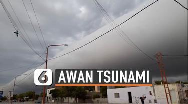 AWAN TSUNAMI