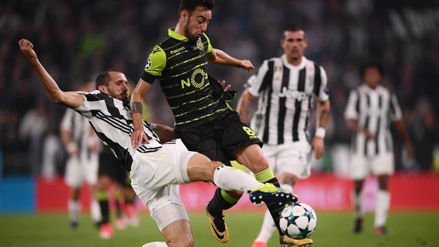 FOTO: Sempat Tertinggal, Juventus Bangkit Kalahkan Sporting