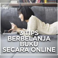 3 Tips Berbelanja Buku Secara Online