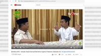 Video Ustadz Abdul Somad Bertemu Capres Prabowo Subianto 02 (Screengrab-YouTube)