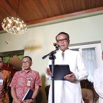 Gubernur Sulawesi Selatan, Nurdin Abdullah (Fauzan)