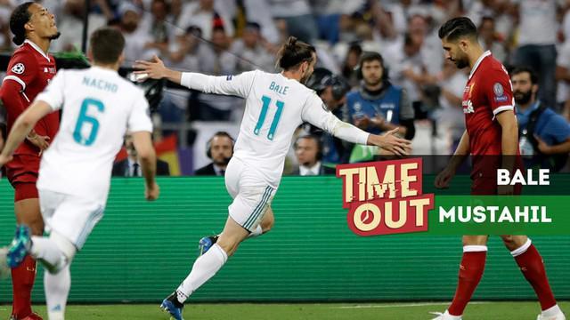 Berita video Time Out kali ini tentang bintang Real Madrid, Gareth Bale, yang diprediksi akan sulit digaet Manchester United.