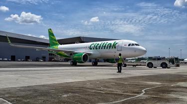 Citilink Indonesia akan menyesuaikan sejumlah jadwal penerbangan terkait dengan adanya kunjungan kenegaraan Raja Arab Saudi.