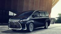 Multi-Purpose Vehicle (MPV) mewah, Lexus LM