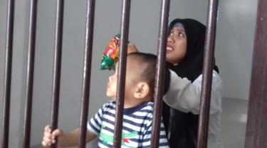 Orangtua Terjerat Kasus, Bayi 10 Bulan Menginap di Hotel Prodeo