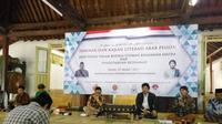 Arab Pegon yang membantu Indonesia melawan penjajah dihilangkan Sukarno dari sekolah-sekolah sejak 1960. (Liputan6.com/Switzy Sabandar)