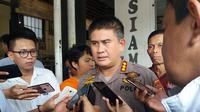 Penyidik Polda Sulsel janji limpahkan perkara dugaan korupsi yang jerat mantan Ketua PWI Sulsel, Zugito setelah dapat sinyal dari Jaksa Penuntut Umum (JPU) (Liputan6.com/ Eka Hakim)