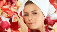 Ilustrasi dapatkan wajah segar dalam segar dan terawat