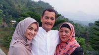 Citra Kirana dan Mendiang Sang Ayah (Sumber: Instagram/yanny_christiany)