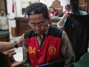 Saksi Tak Hadir, Sidang Joko Driyono Ditunda hingga 28 Mei