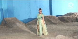 Syuting Video Klip Memakai Baju Tradisional China, Cheongsam. Yuni Shara Teringat Tokoh Bibi Lung dalam Serial Drama Yoko.