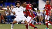 Bayern Munchen vs Real Madrid (AFP/JEFF ZELEVANSKY)