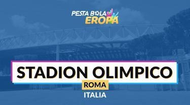 Berita video profil Stadion Olimpico Roma. Stadion yang kerap digunakan sebagai venue final kompetisi Eropa.
