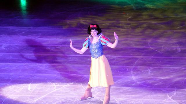 Review Disney On Ice Dare To Dream Merayakan Putri Disney