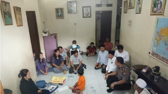 Kerajaan Ubur-ubur, Aliran Sesat di Banten. (Liputan6.com/Yandhi Deslatama)