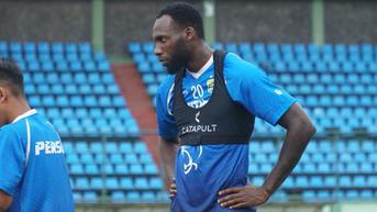 Geoffrey Castillion Siap Bantu Persib Kalahkan Bali United di BRI Liga 1, Saksikan Aksinya di Vidio