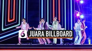 VIDEO: 'Life Goes On' BTS Kuasai Tiga Tangga Lagu Billboard
