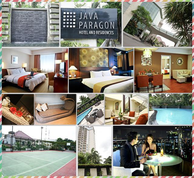 Java Paragon Hotel and Residences Surabaya