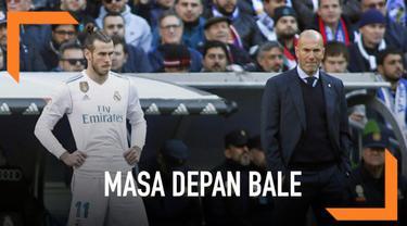 Gareth Bale terus digosipkan bakal hengkang dari Real Madrid pada akhir musim ini. Pasalnya, ia dianggap gagal menggantikan posisi Cristiano Ronaldo sebagai andalan Real Madrid. Zinedine Zidane selaku pelatih Real Madrid pun tak bisa menjamin masa de...