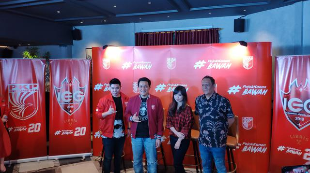 Indonesian eSports Games 2018 Berhadiah Total Rp 570 Juta