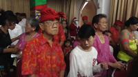 Indahnya Natal di Bali