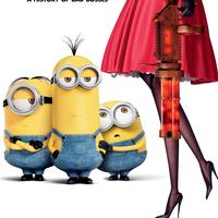 Poster Minions. Foto: Universal Pictures Indonesia