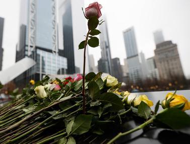 Peringatan 27 Tahun Teror Bom WTC di New York