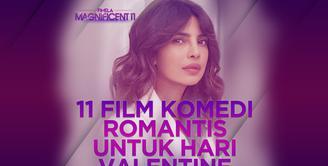 11 Film Komedi Romantis untuk Menemani Hari Valentine