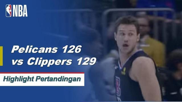 Tobias Harris skor 27 untuk Pistons dalam kemenangan dekat melawan Pelikan 129-126