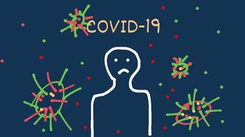 Waspada Fenomena Long Covid-19, Jangan Malas Gerak