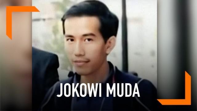 Baru-baru ini, beredar sebuah potret masa muda Jokowi di dunia maya. Diunggah oleh komposer Addie MS di akun Instagramnya. Foto tersebut pun ramai jadi pembicaraan.