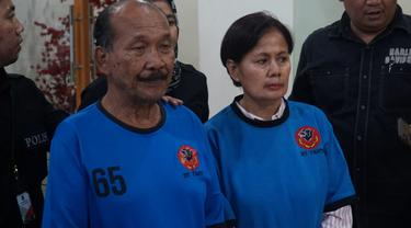 Nasri Banks dan Raden Ratna Ningrum
