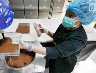 Mengintip Pembuatan Cokelat Buruan Atlet Asian Games 2018