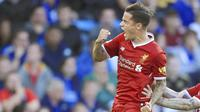 9. Philippe Coutinho (Brasil) - Liverpool. (AP/Mike Egerton)