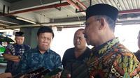 Kepala Kejakssan Tinggi Sulawesi Selatan, Tarmizi intruksikan penyidik agar maksimalkan penyelidikan dugaan suap proyek di Kabupaten Bulukumba (Liputan6.com/ Eka Hakim)
