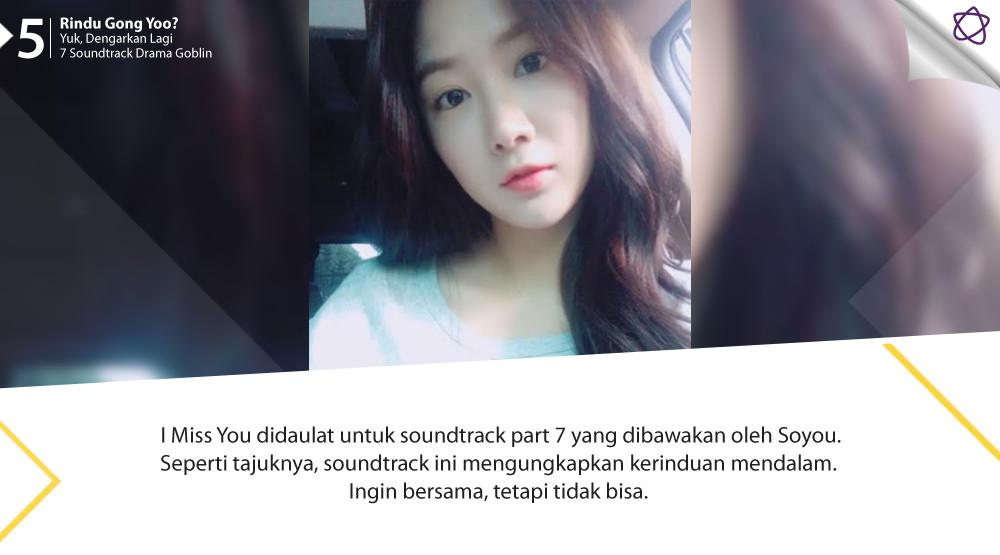 Rindu Gong Yoo? Yuk, Dengarkan Lagi 7 Soundtrack Drama Goblin. (Foto: Instagram/soooo_you, Desain: Nurman Abdul Hakim/Bintang.com)