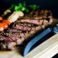 Ilustrasi steak   unsplash.com