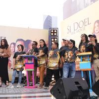 Launching film Si Doel The Movie (Nurwahyunan/bintang.com)