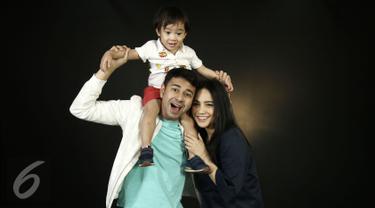 Raffi Ahmad, Nagita Slavina dan Rafathar